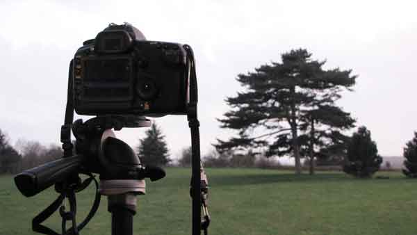 1-Digislider-HDR-tutorial-Camera-set-up-on-tripod