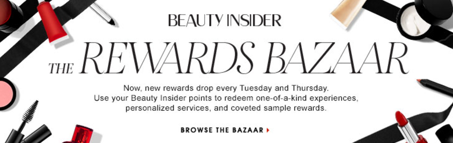 sephora beauty insider loyalty program
