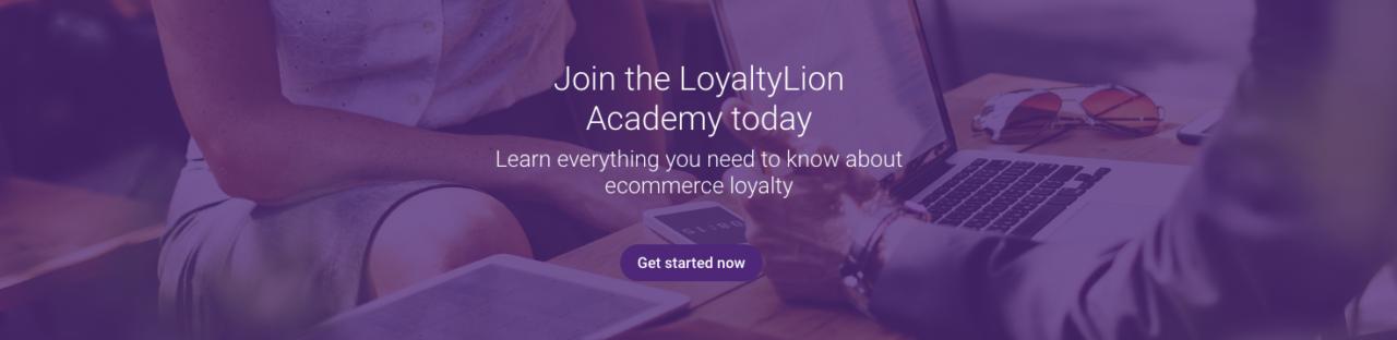 JoinLoyaltyLionAcademy