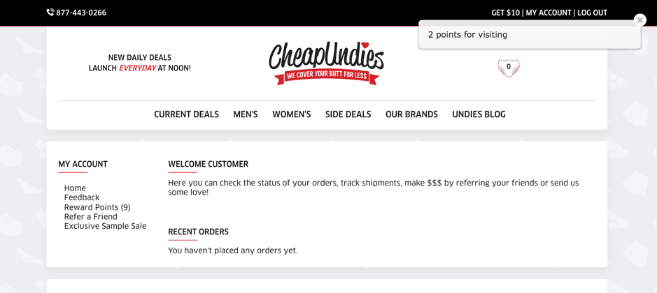 cheap undies deals