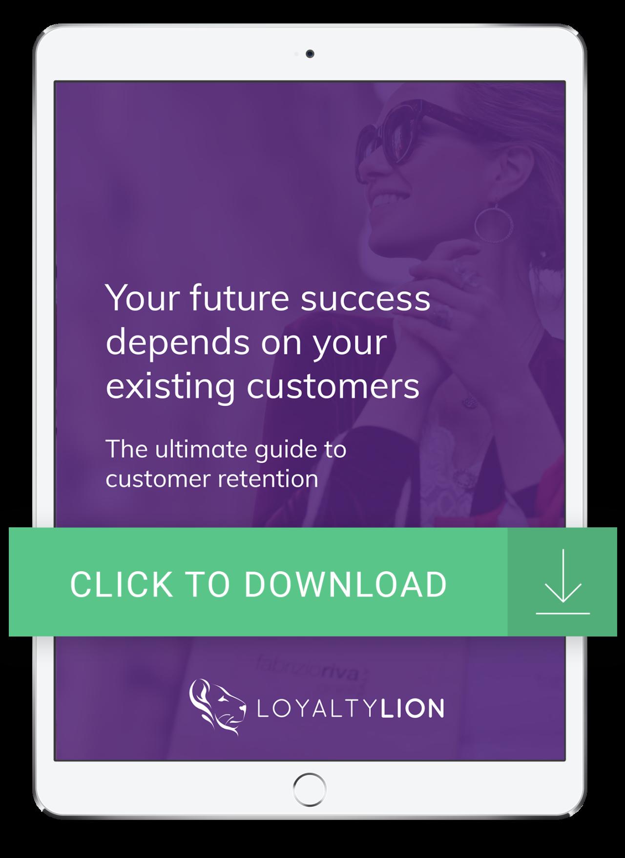 ebook guide to customer retention