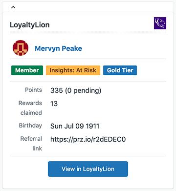 Zendesk - LoyaltyLion