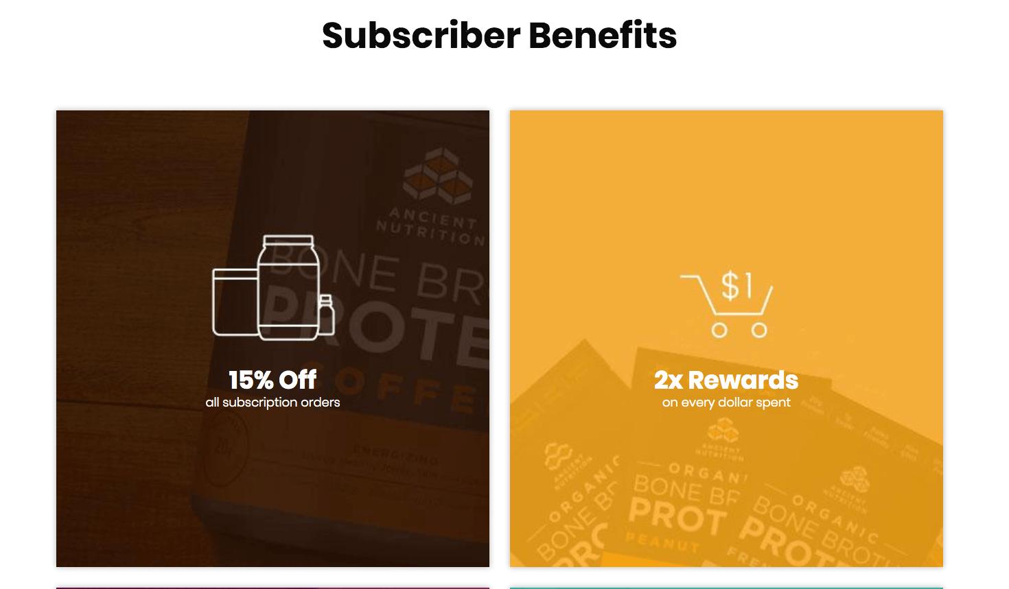 Dr Axe Subscriber Benefits