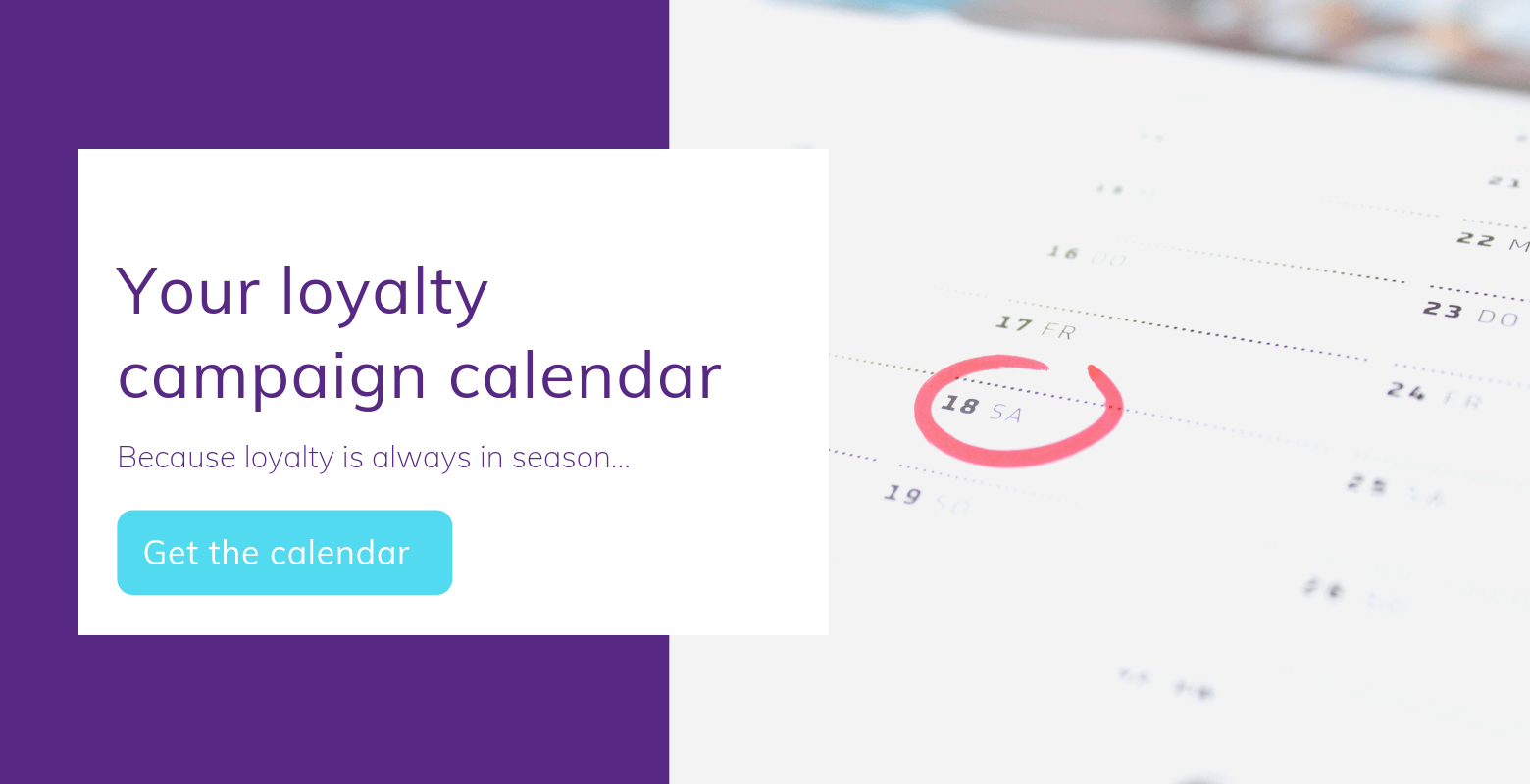 Loyaltylion Campaign Calendar