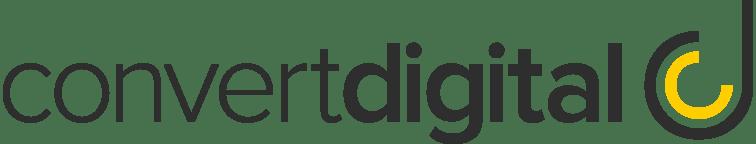 Convert Digital Logo Transp