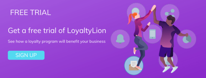 Get A Free Trial Of Loyaltylion
